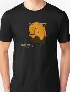 elephants eat drugs Unisex T-Shirt