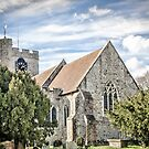 Bethersden Church by JEZ22