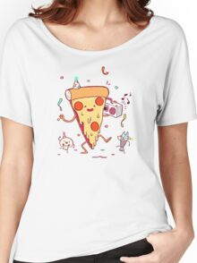 It's a party T-shirt femme coupe relax