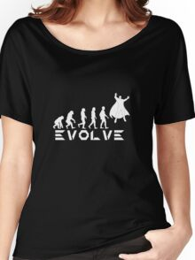 Evolution of X-Man - Magneto Women's Relaxed Fit T-Shirt