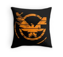 The Division  Throw Pillow