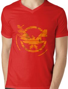 The Division  Mens V-Neck T-Shirt