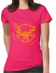 The Division  Womens Fitted T-Shirt