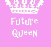 Future Queen Cell Case Sticker