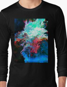 Abstract 41 Long Sleeve T-Shirt