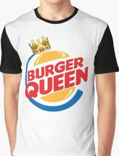 Burger Queen Graphic T-Shirt