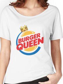 Burger Queen Women's Relaxed Fit T-Shirt