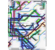 NYC Subway Map iPad Case/Skin