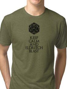 Warlock's shirt Tri-blend T-Shirt