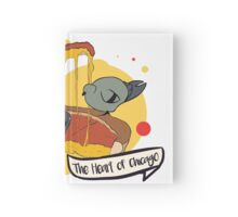 The Heart of Chicago Hardcover Journal