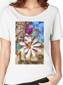 Magnolia – Impressions Of Spring Women's Relaxed Fit T-Shirt