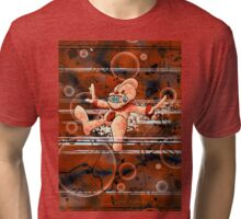 Stardust (Red Flavored) Tri-blend T-Shirt