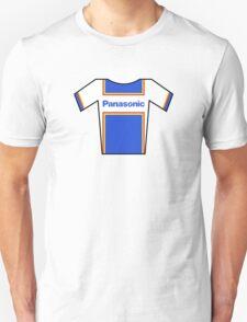 Retro Jerseys Collection - Panasonic Unisex T-Shirt