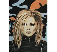 Debbie Harry Photographic Print