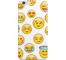Emoji life! iPhone Case/Skin