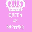 Queen of Shopping by Edward Fielding