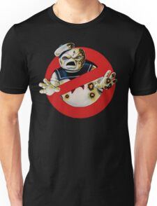 Bustin' Ghosts : The Marshmallow Unisex T-Shirt