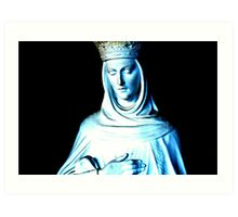 Mary Mother Of Jesus Art Print
