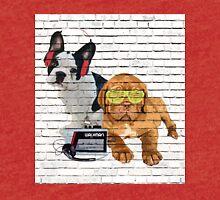 Dogue De Bordeaux & French Bulldog Tri-blend T-Shirt