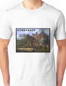 Hurry Back to the Haunted Mansion Unisex T-Shirt