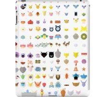 Original 151 Pokemon iPad Case/Skin