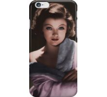 Myrna Loy 1930s iPhone Case/Skin