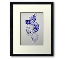 Pseudo-Mysticism: Tooth for an Eye Framed Print