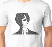 Sherlock Vector Typography Unisex T-Shirt