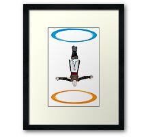 Infinite Leap Framed Print
