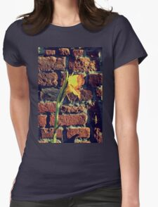 Canna indica #3 Womens Fitted T-Shirt