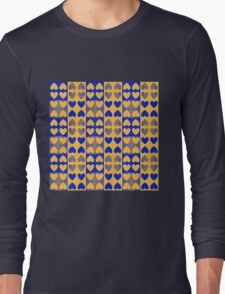 HEARTS Long Sleeve T-Shirt