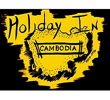 Holiday in Cambodia Photographic Print