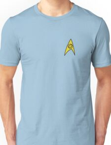Star Trek Science Insignia Unisex T-Shirt