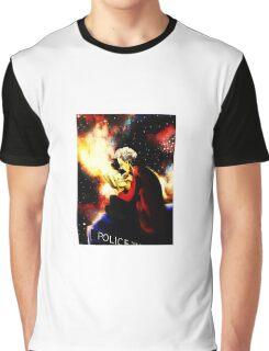 Twelfth Doctor - sketching Graphic T-Shirt