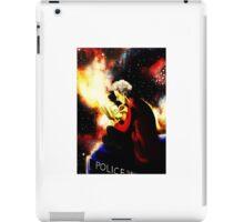 Twelfth Doctor - sketching iPad Case/Skin