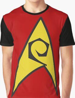Star Trek Security/Engineering Insignia Graphic T-Shirt