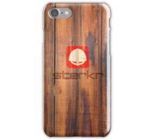 VHEH - Sterkr Viking (strong) phone case 'wood' iPhone Case/Skin