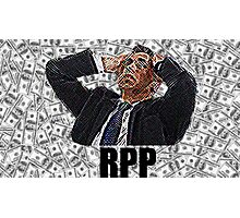 Rich Peoples' Problems Photographic Print
