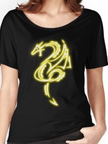 Dragon neon jaune 2 Women's Relaxed Fit T-Shirt