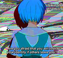 Rei Ayanami Quote 1 by Drexel Holland