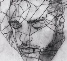 Bill Kaulitz Herz (1) / Bill Kaulitz Heart (1)  Sticker