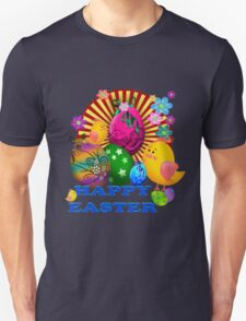 Hippy Easter Unisex T-Shirt