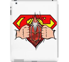 Super Spider-Man Graphic  iPad Case/Skin