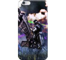 The Heat Of Battle iPhone Case/Skin