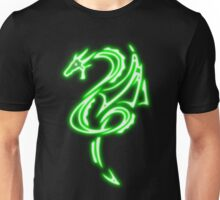 Dragon neon vert 2 Unisex T-Shirt