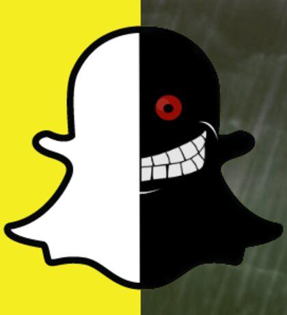 Snapchat - Good vs. Evil Sticker