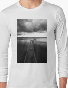 Time and Tide - Gippsland Victoria Long Sleeve T-Shirt