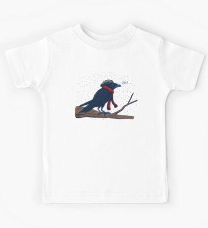 Annoyed IL Birds: The Crow Kids Tee