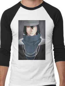 Sasuke Uchiha - The dark side of konoha Men's Baseball ¾ T-Shirt