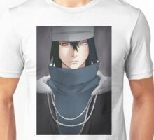 Sasuke Uchiha - The dark side of konoha Unisex T-Shirt